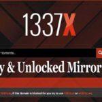 1337x Proxy 2018