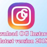 Download OG Instaram latest version 2018