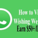 How to Viral Wishing website