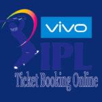 IPL 2019 Tickets Booking online