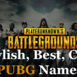 PUBG Names ideas
