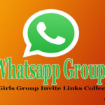Girls Whatsapp Group Links Collection
