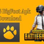 PUBG BigFoot Apk Download
