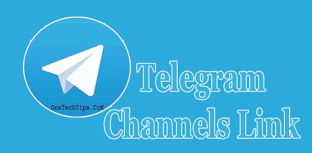 Telegram Channels Link