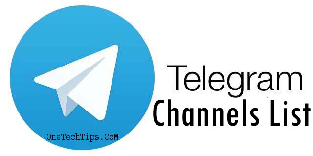Telegram Channels List