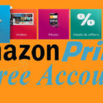 Free Amazon Prime Account