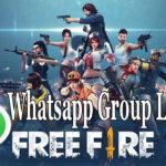Free Fire Whatsapp Group Links
