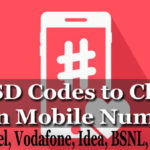 USSD Codes to Check own Mobile Number
